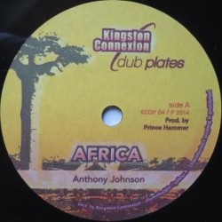 Anthony Johnson - Africa 10''