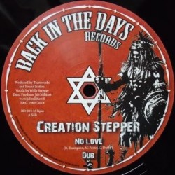 Creation Stepper - No Love...