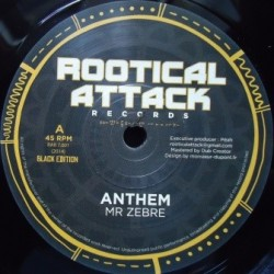 Mr Zebre - Anthem 7''