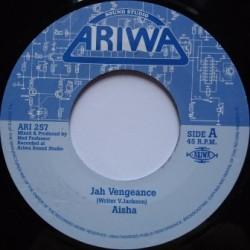 Aisha - Jah Vengeance 7''