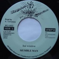 Mumble Man - Solem Dub 7''