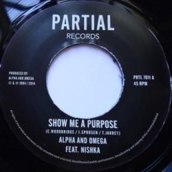 Nishka - Show me a Purpose 7''