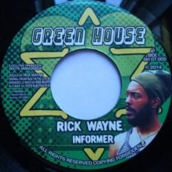 Rick Wayne - Informer 7''