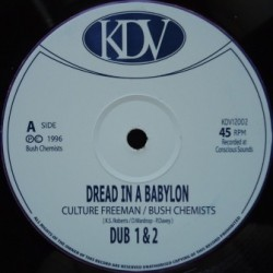 Culture Freeman - Dread in...