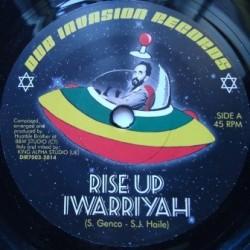 I Warriyah - Rise Up 7''