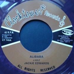 Jackie Edwards - Ali Baba 7''
