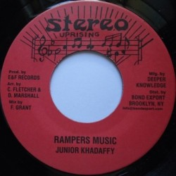 Junior Khadaffy - Rampers...