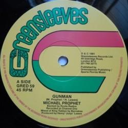 Michael Prophet - Gunman /...