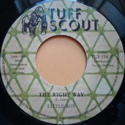 Little Roy - The Right Way 7''