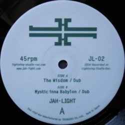 Jah Light - The Wisdom 12''