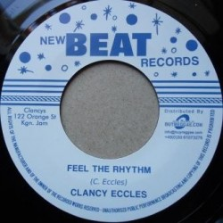 Clancy Eccles - Feel the...
