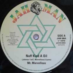 Mr Marvellous - Nuff Kind a...