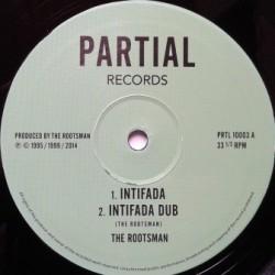 The Rootsman - Intifada 10''