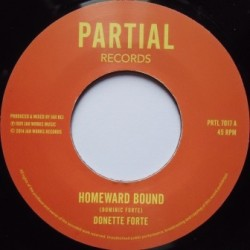 Donette Forte - Homeward...