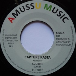 Culture - Capture Rasta 7''