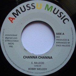 Bobby Melody - Channa...