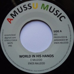 Enos McLeod - World in his...