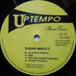 Sugar Minott - Uptempo...