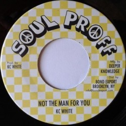 KC White - Not the Man For...