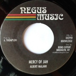 Albert Malawi - Mercy of...