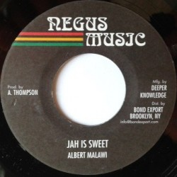 Albert Malawi - Jah Is...
