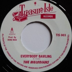 Melodians - Everybody...