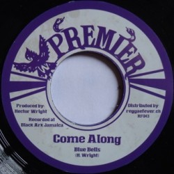 Blue Bells - Come Along 7''