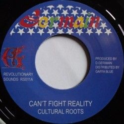 Cultural Roots - Can't...