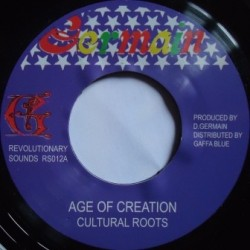 Cultural Roots - Age of...