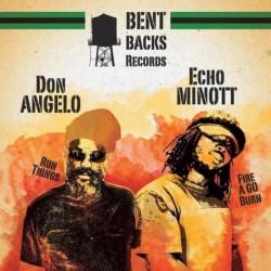 Echo Minott - Fire a go Bun...