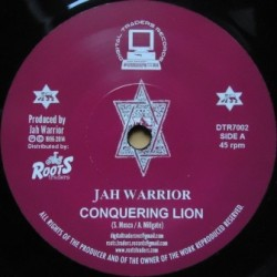 Jah Warrior - Conquering...