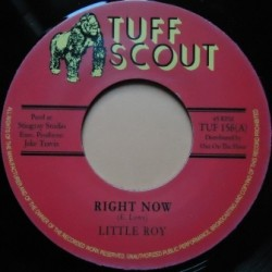 Little Roy - Right Now 7''