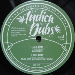 Dan I Locks - Jah Army 10''