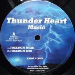 King Alpha - Freedom Road /...