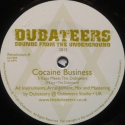 S'Kaya - Cocaine Business 7''