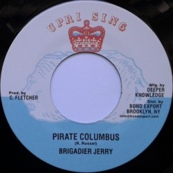 Brigadier Jerry - Pirate...