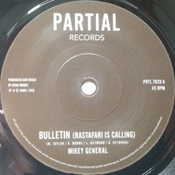 Mikey General - Bulletin 7''
