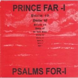 Prince Far I - Psalms for I LP