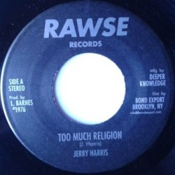 Jerry Harris - Too much...