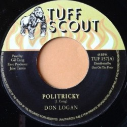 Don Logan - Politricky 7''