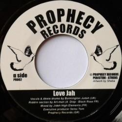 Bunnington Judah - Love Jah...
