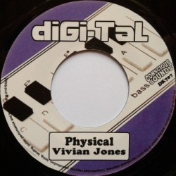 Vivian Jones - Physical 7''