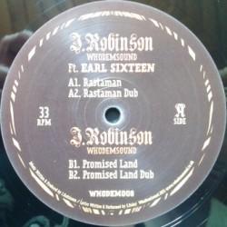 Earl Sixteen - Rastaman 12''