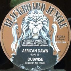 Earl 16 - African Dawn /...