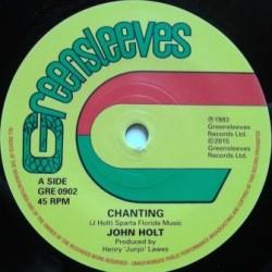 John Holt - Chanting 7''
