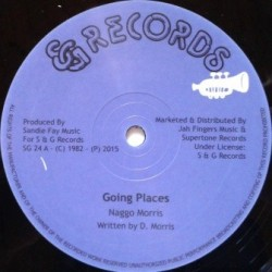 Naggo Morris - Going Places...