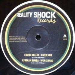 Errol Bellot - Know Jah 10''