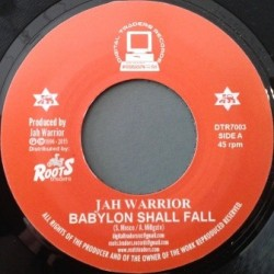 Jah Warrior - Babylon Shall...