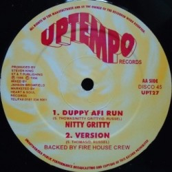 Nitty Gritty - Duppy Afi...