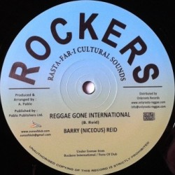 Barry Reid - Reggae Gone...